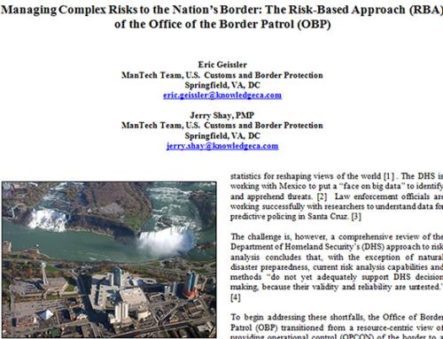 KCA's Risk-Based Approach